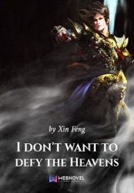 I Don't Want To Defy The Heavens