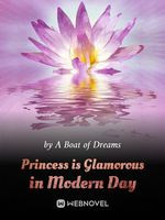 Princess is Glamorous in Modern Day