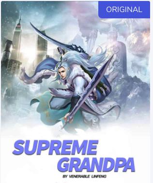 Supreme Grandpa